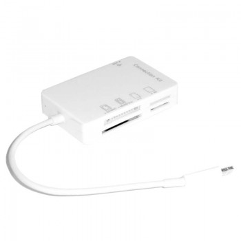 Camera Connection Kit 5в1 с проводом для iPhone5/iPad mini/4/Air
