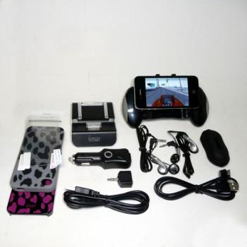 Игровой набор 15в1 для iPhone 4G/4S (iPega) PG-IHT03