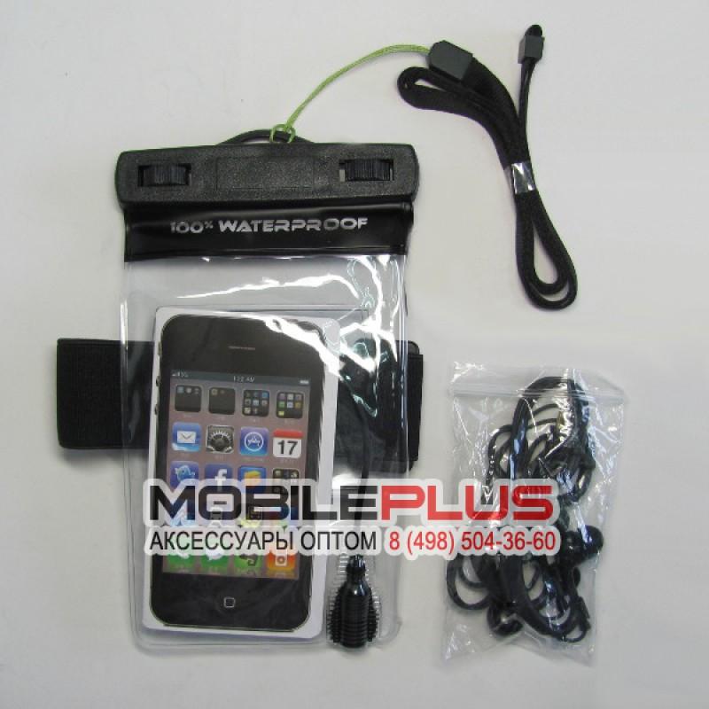 Аквапак iPhone 3G/4G/4S со встроенной гарнитурой
