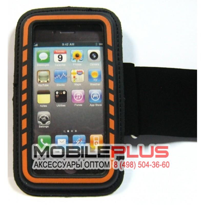 Сумка SPORT на руку iPhone 3G/3GS/4G/4S Вид 1