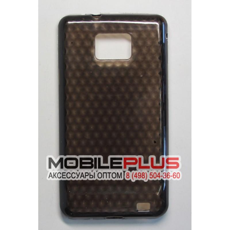 Накладка силиконовая Samsung i9100 Galaxy SII