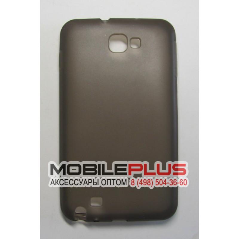 Накладка силиконовая Samsung Galaxy Note N7000