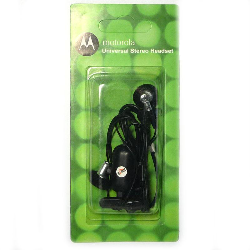 Наушники оригинальные Motorola V3/V6/V7