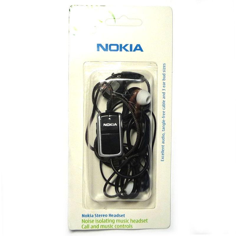 Наушники оригинальные Nokia 6100/6101 (HS-23)