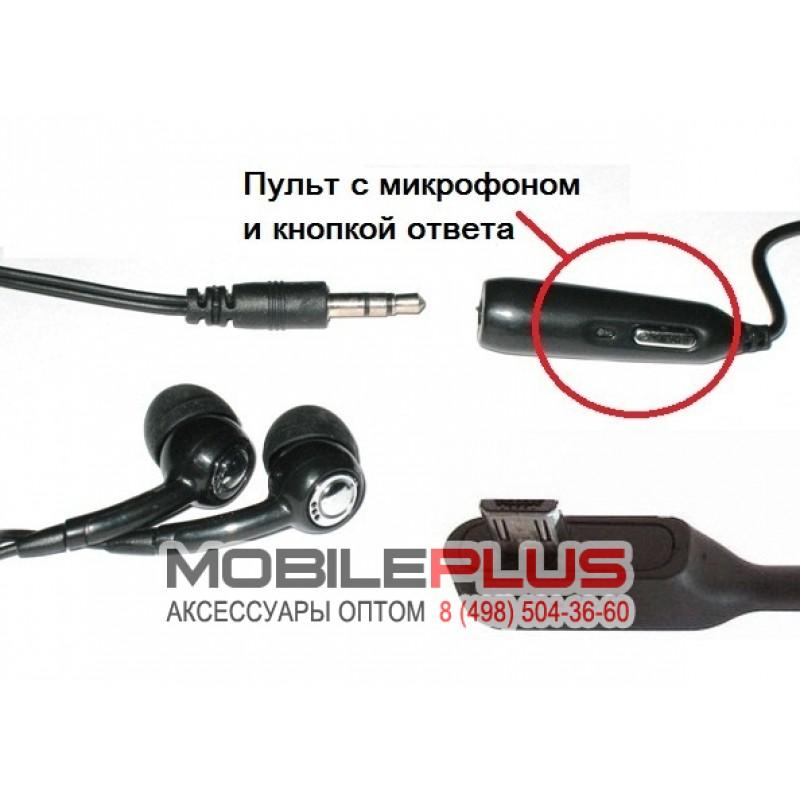 Наушники с переходником Nokia 8600/ LG GX 200/500