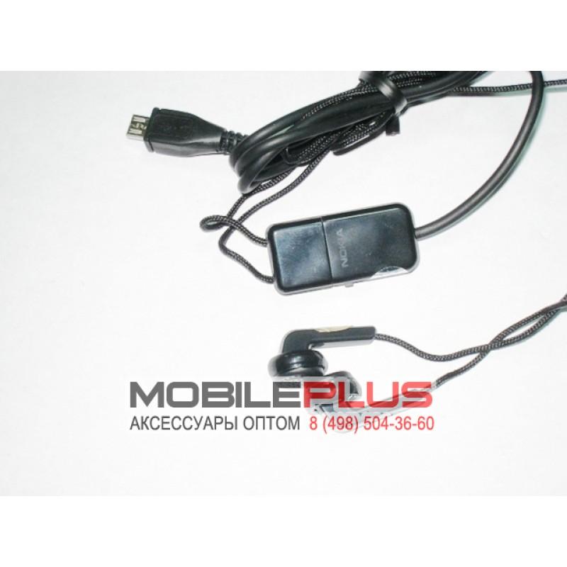 Наушники с пультом Nokia 6500cl/7900