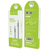 AUX кабель HOCO UPA03 Noble sound series AUX audio cable
