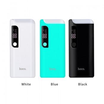 Дополнительный аккумулятор HOCO B27 Pusi mobile  with table lamp 15000mAh