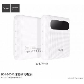 Дополнительный аккумулятор HOCO B20 Mige 10000mAh