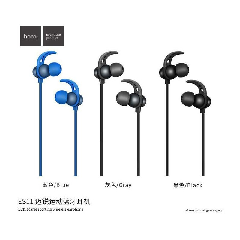 Bluetooth наушники HOCO ES11 Maret sporting wireless earphone