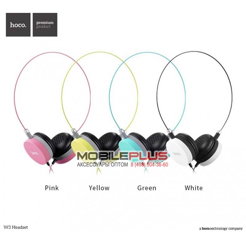 Наушники HOCO W3 headset