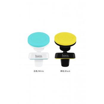 Держатель для смартфона HOCO CA16 accompanist series Short version magnetic air outlet holder