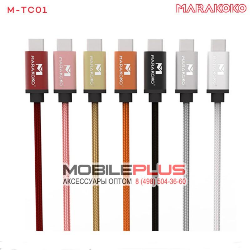 USB кабель type-c MARAKOKO M-TC01