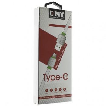 USB кабель type-c EMY MY-449