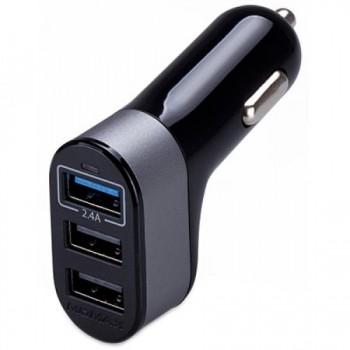 АЗУ с 3-мя USB выходами MOMAX SXTD 4400mA