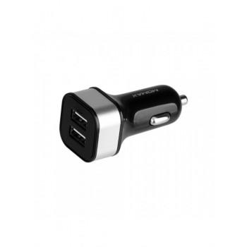 АЗУ с 2-мя USB выходами MOMAX UC7W 2400mA