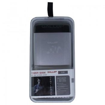 Дополнительный аккумулятор GALLOP ATHENA со входом microUSB 5200mA