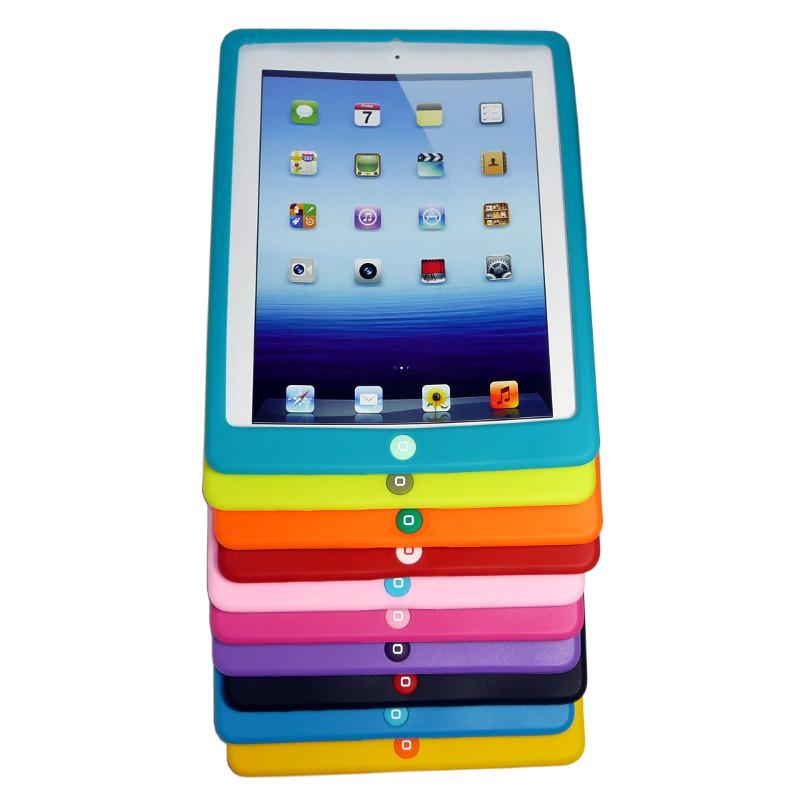 Накладка для iPad 2/3/4 силиконовая