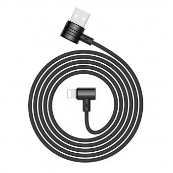 USB кабель 2в1 microUSB/8pin для iPhone 5/6/7 BASEUS T-TYPE CALTX-A01 1.2м