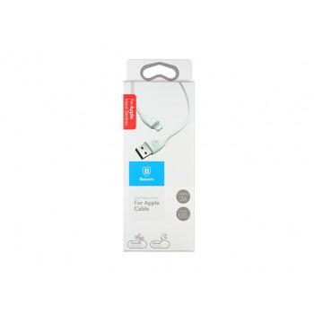 USB кабель 8pin для iPhone 5/6/7 BASEUS CALMY-02 1.2м