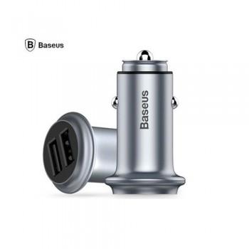 АЗУ с 2-мя USB выходами BASEUS UFO Dual U CCUFO-16 3100mA