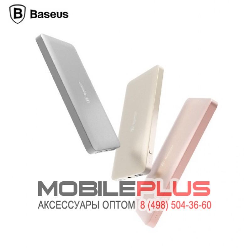 Дополнительный аккумулятор PowerBank Baseus WE