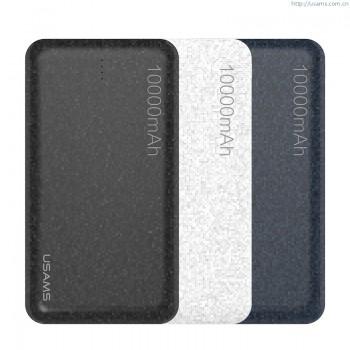 Дополнительный аккумулятор PowerBank USAMS Mosaic Series US-CD21 10000mah