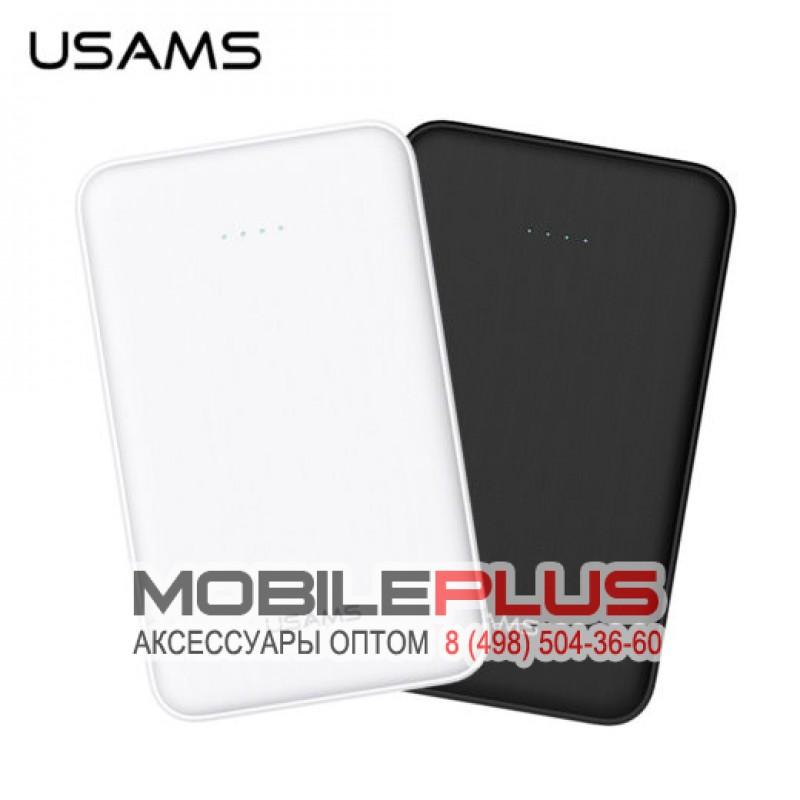 Дополнительный аккумулятор PowerBank USAMS ZB Series US-CD15 10000mah