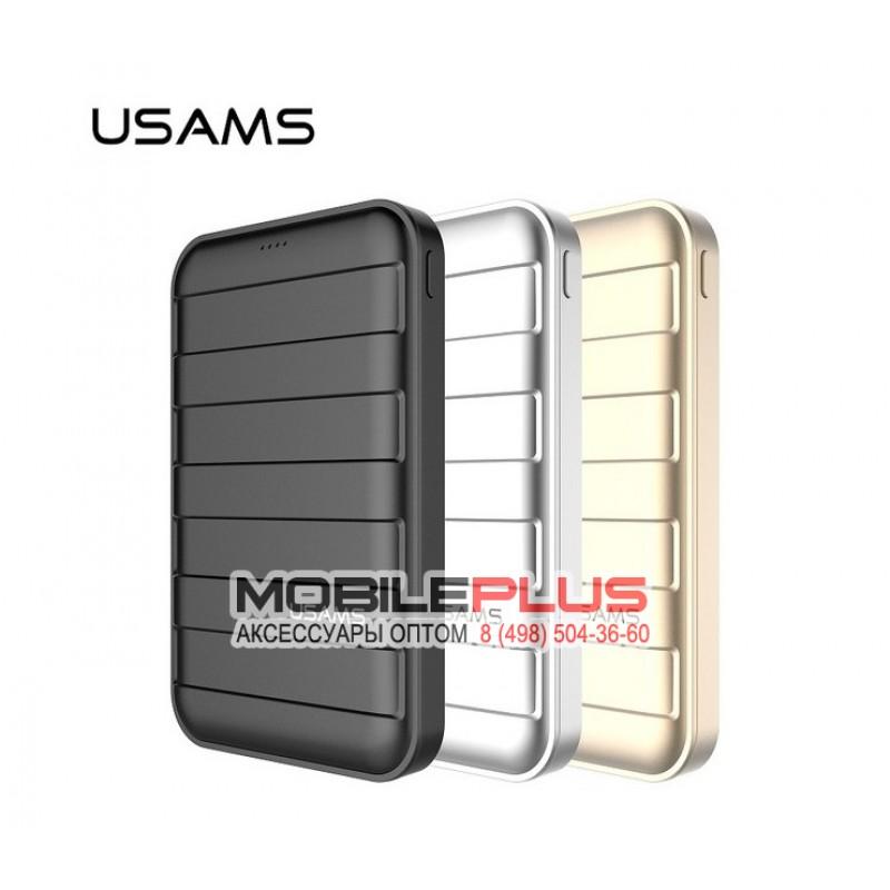 Дополнительный аккумулятор PowerBank USAMS Trunk QC3.0 US-CD08 6000mah