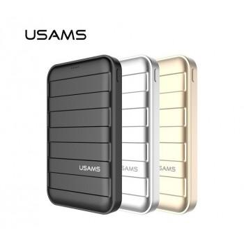 Дополнительный аккумулятор PowerBank USAMS Trunk QC3.0 US-CD06  10000mah