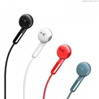 Наушники с микрофоном USAMS In-ear Stereo Earphone EP-15 1.2м
