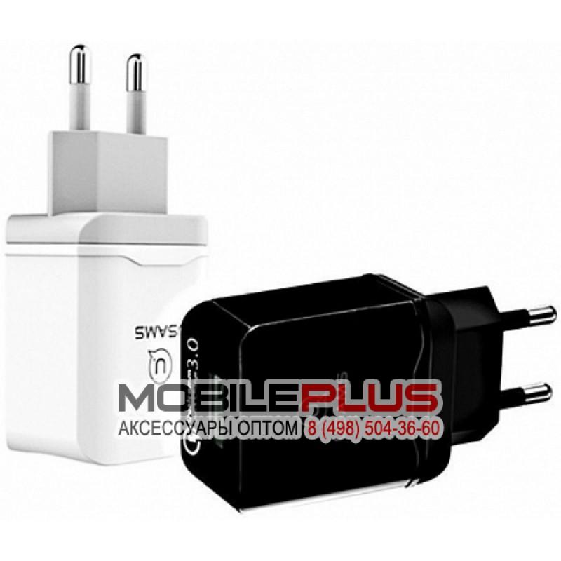 СЗУ с USB выходом USAMS QC3.0 Travel Charger US-CC024