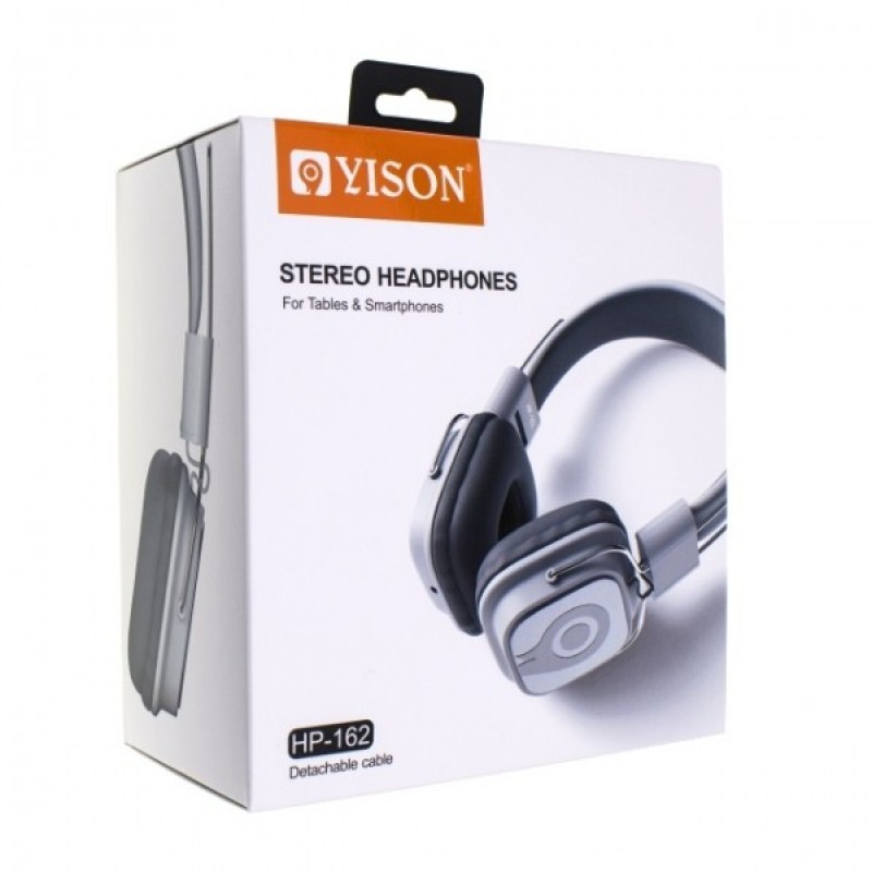 Наушники с микрофоном YISON HP-162