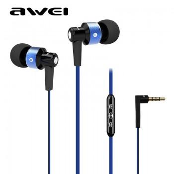Наушники с микрофоном AWEI 55VI