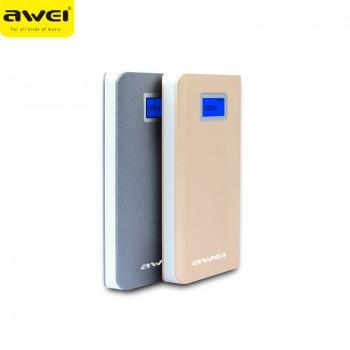 Дополнительный аккумулятор PowerBanK AWEI P83K 10000mah