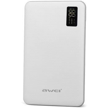 Дополнительный аккумулятор PowerBanK AWEI P56K 30000mah