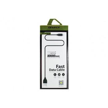 USB кабель 8pin для iPhone 5/6/7 AWEI CL-93