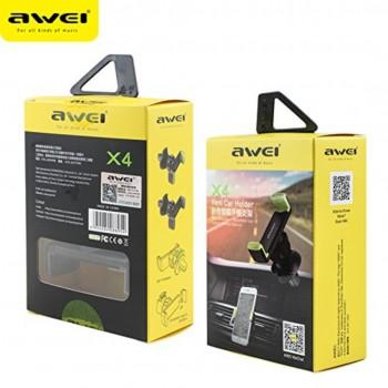 Держатель для смартфона AWEI X-4