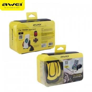 Держатель для смартфона AWEI X-7