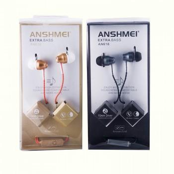 Наушники с микрофоном ANSHMEI AN-618