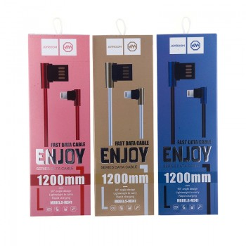 USB кабель 8pin для iPhone 5/6/7 JOYROOM Changxiang Series S-M341 1.2M