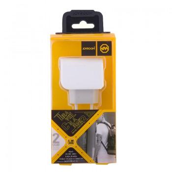 СЗУ с 2-мя USB выходами JOYROOM 3.1A EU L-M209