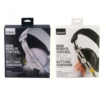 Наушники JOYROOM Headphones for wire control HP768