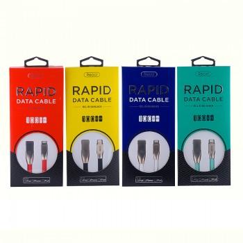 USB кабель 8pin для iPhone 5/6/7 Recci Rapid RCL-B100