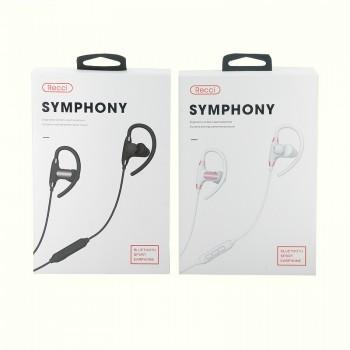 Bluetooth наушники Recci Symphony REB-J01
