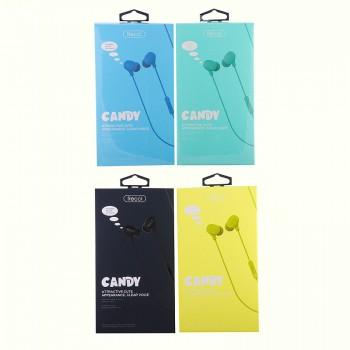 Наушники с микрофоном Recci Candy REW-B01