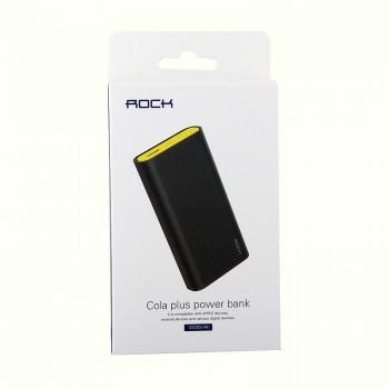 Дополнительный аккумулятор Power Bank Rock Cola plus 10000mAh
